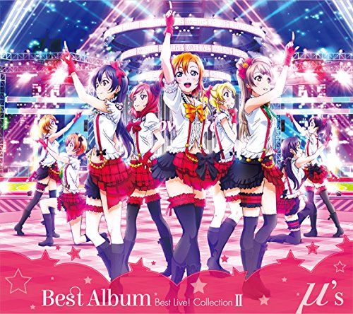 μ's Best Album Best Live! Collection Ⅱ