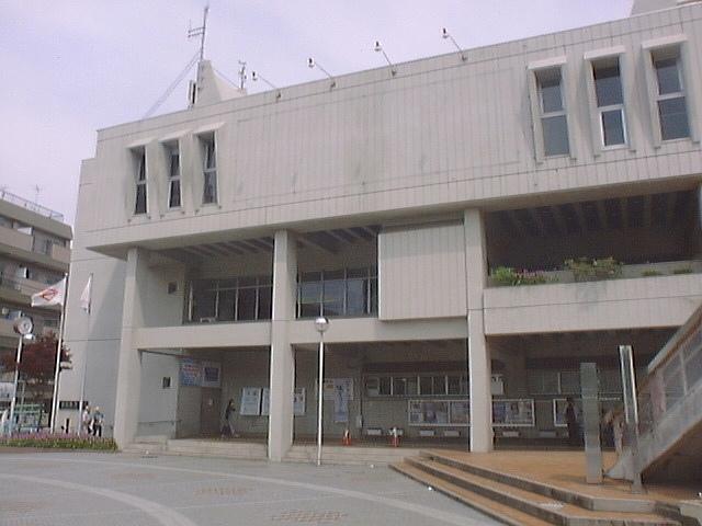 緑区 役所 画像