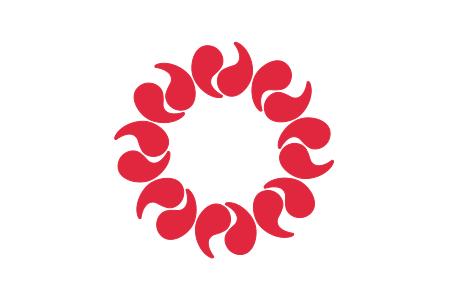 埼玉県 県旗 画像