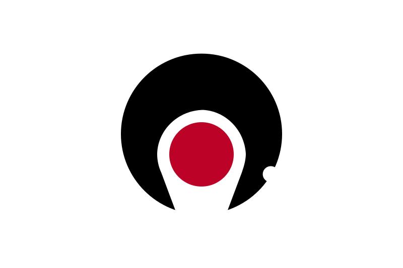 鹿児島県 県旗 画像