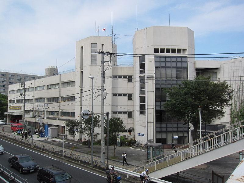 神奈川区 役所 画像