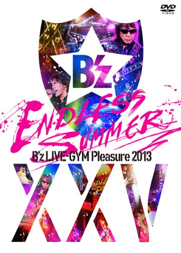 B'z LIVE-GYM Pleasure 2013