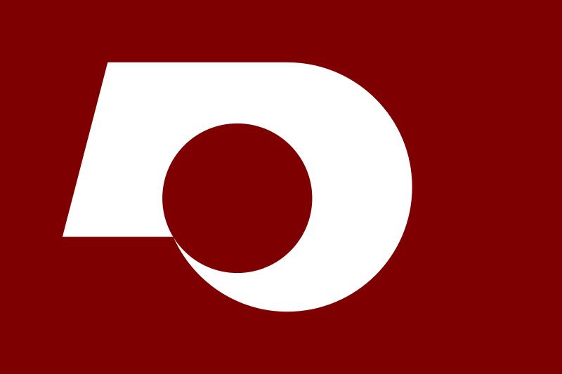 熊本県 県旗 画像
