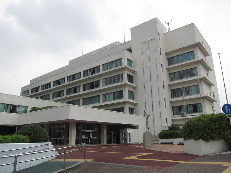 茅ヶ崎市 役所 画像