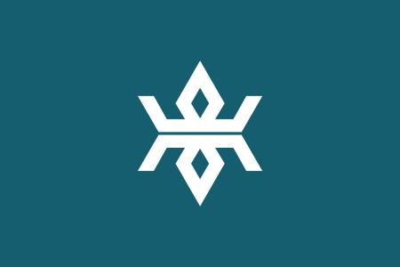 岩手県 県旗 画像