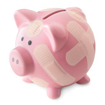 豚さん貯金
