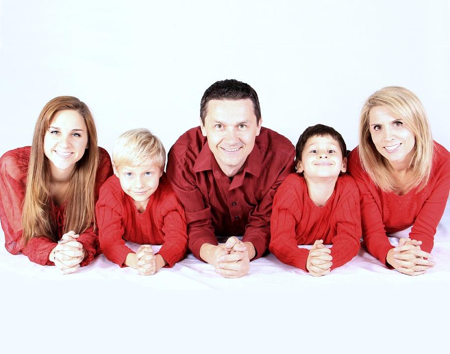 家族 画像