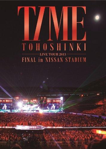 東方神起 LIVE TOUR 2013