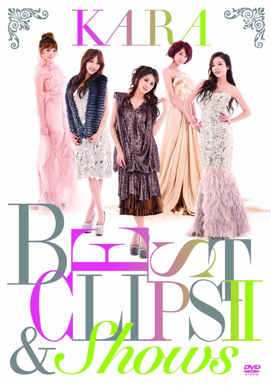 KARA BEST CLIPS II & Shows