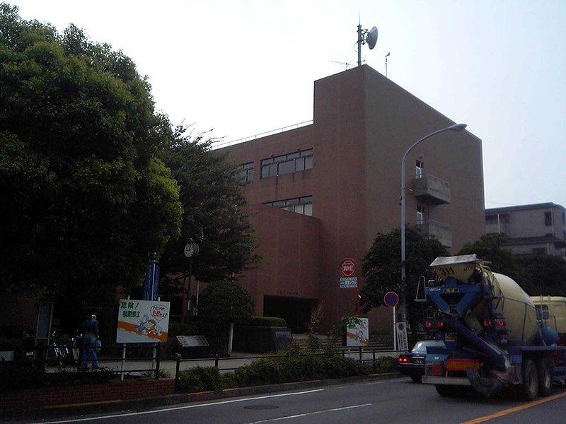 港北区 役所 画像