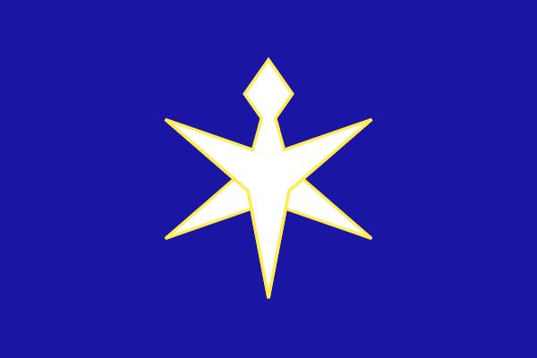 千葉県 県旗 画像