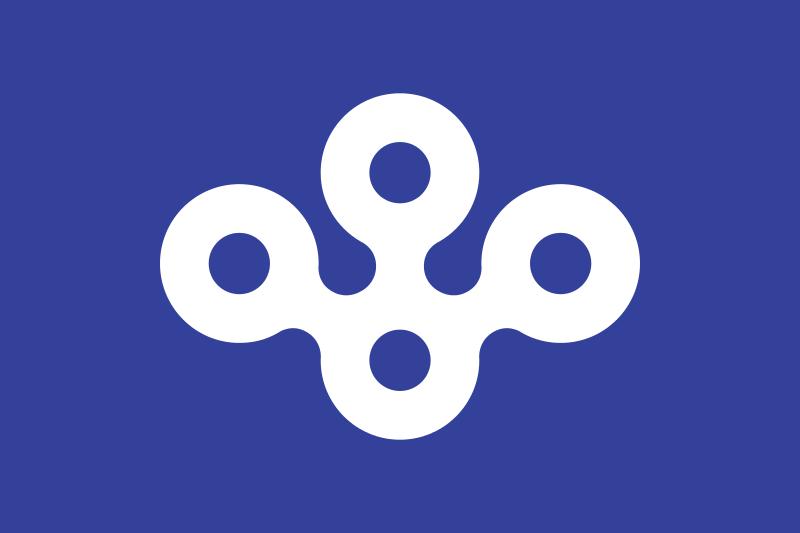 大阪府 府旗 画像