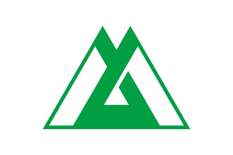 富山県 県旗 画像