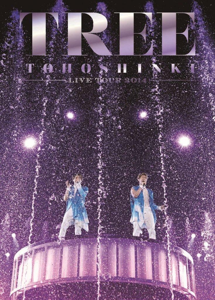 東方神起 LIVE TOUR 2014