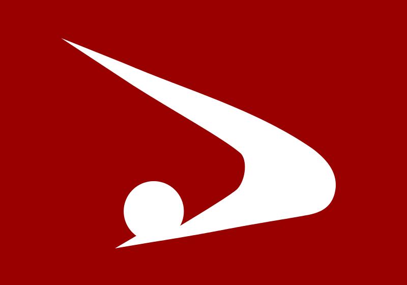 秋田県 県旗 画像