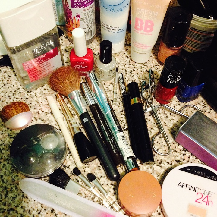 化粧品 画像