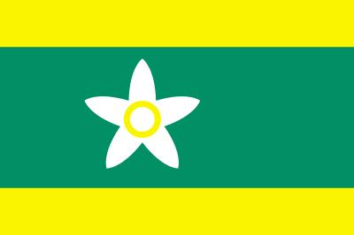 愛媛県 県旗 画像