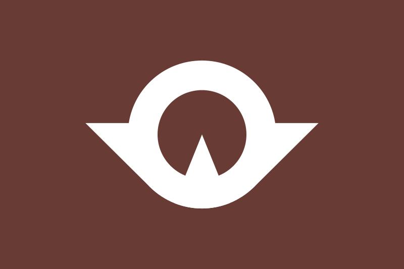 山口県 県旗 画像