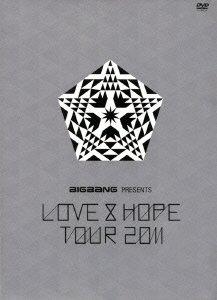 """BIGBANG PRESENTS """"LOVE & HOPE"""