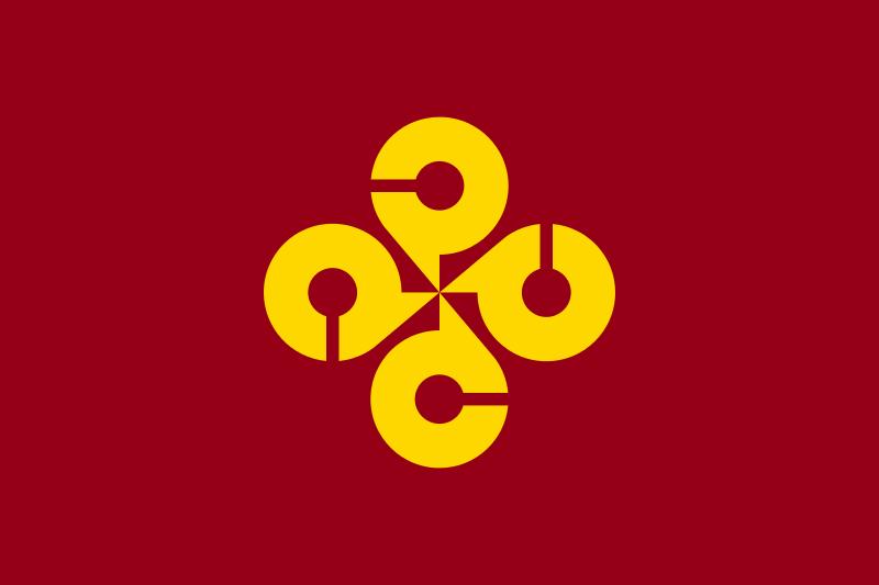島根県 県旗 画像