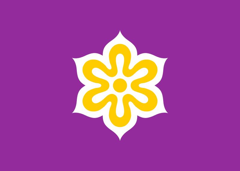 京都府 府旗 画像